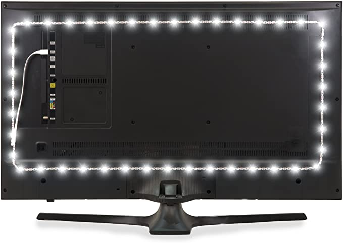 Power Practical Luminoodle Bias Lighting - Lámpara de Techo para ...