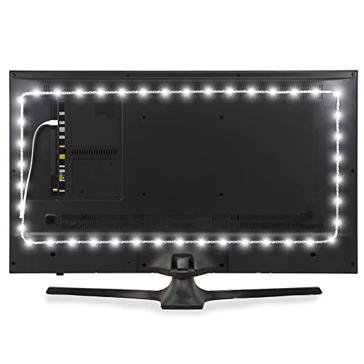 Amazon.com: Power Practical Luminoodle USB Bias Lighting - Large