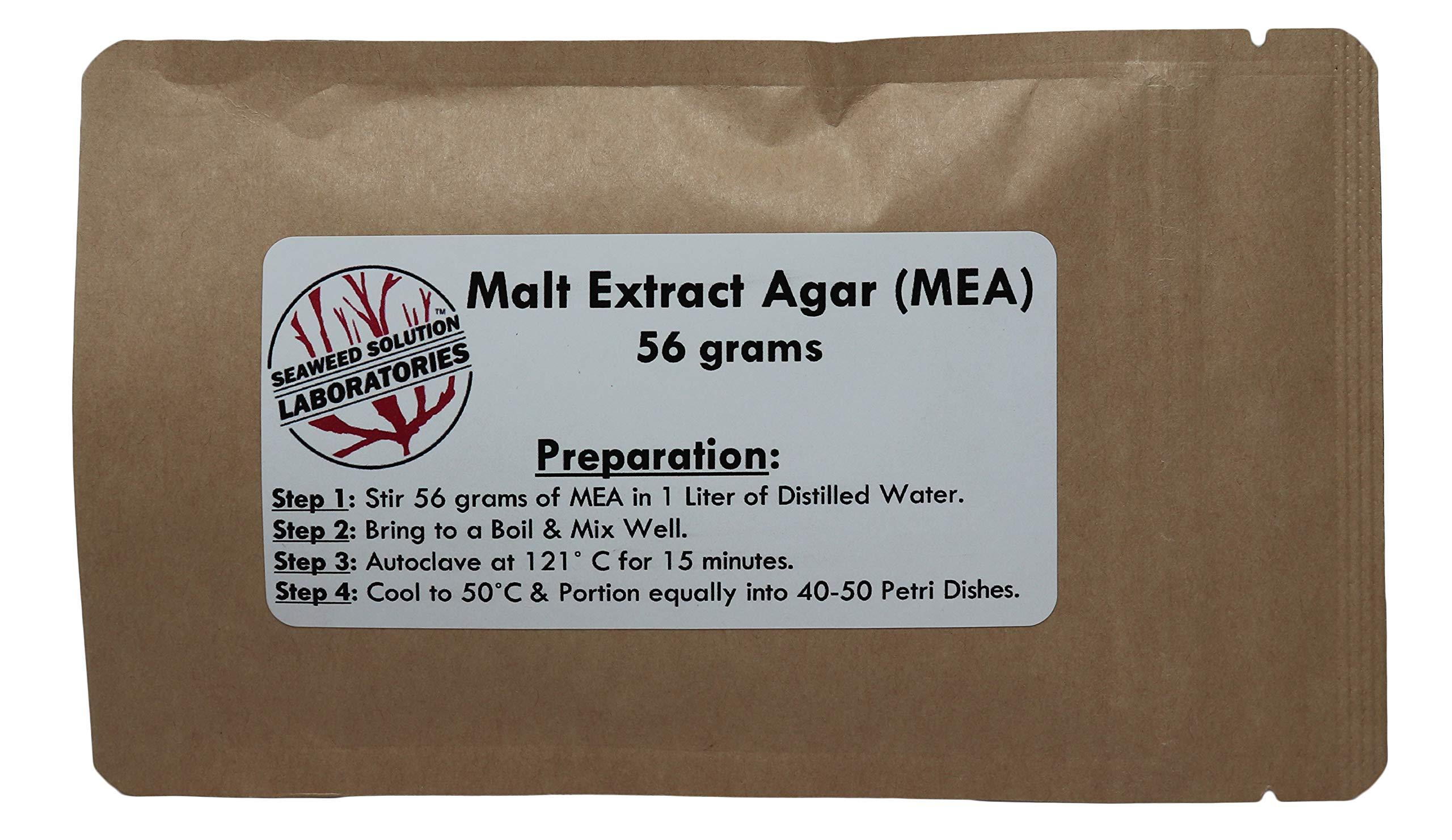 Malt Extract Agar (MEA) 56 grams