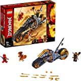 LEGO Ninjago Cole's Dirt Bike 70672 Building Kit, Ninja Toy for 8+ Year Old Boys and Girls, 2019