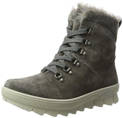 Womens Novara Snow Boots, Black Legero