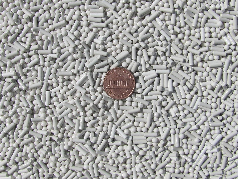 3 Lb 3 mm Sphere /& 2.5 X 8 mm Polishing Pins Mixed Polish Non-Abrasive Ceramic Tumbling Tumbler Tumble Media