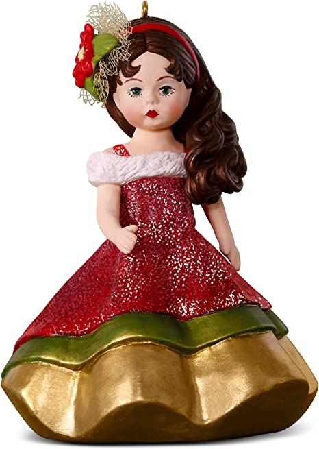 2019 Hallmark Ornaments Clara In The Nutcracker Madame Alexander