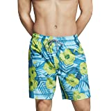 Speedo Men's Swim Trunk Mid Length Redondo Floral