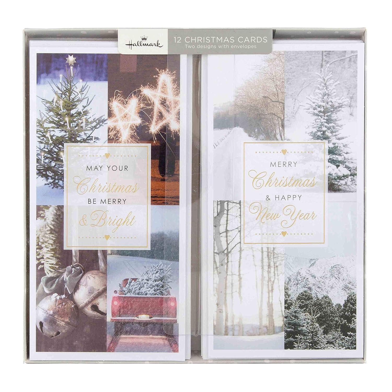 2/disegni Hallmark 25499885/Gallery Packrosso e verde/ /10/biglietti di Natale