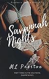 Savannah Nights (Southern Charm Book 3)