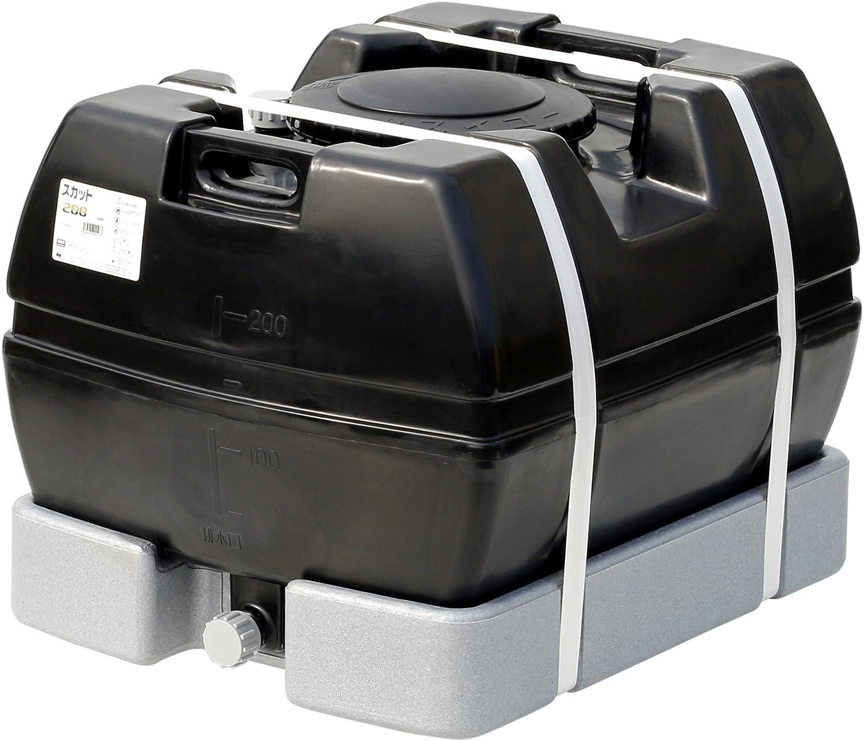 スイコー スカット 200L (ブラック) B010LRR1DK 26348