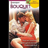 Trots en onschuld ; Ondeugend voorstel ; Zinderende kus (Bouquet Favorieten Book 627)