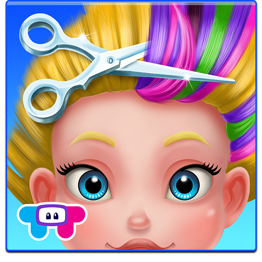 - Crazy Hair Salon - Pretty Girl Makeover