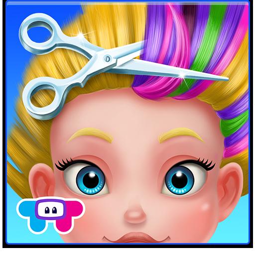 Crazy Hair Salon - Pretty Girl -