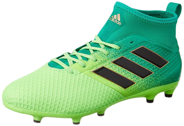 Adidas Herren Ace 17.3 Primemesh Fg für Fußballtrainingsschuhe, Grün (Versol Negbas Verbas), 46 EU