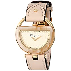 Salvatore Ferragamo Women's FG5070014 Diamond-Accented Watch