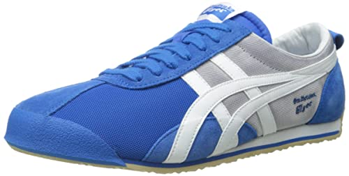 official photos 63b38 f7266 ASICS Onitsuka Tiger Fencing Fashion Sneaker,Mid Blue/White ...