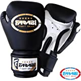 Kids boxing gloves, junior mitts, junior mma kickboxing Sparring gloves 4Oz black