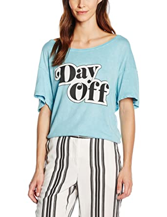 df00c5f2070 Wild Fox Day Off T-Shirt Femme