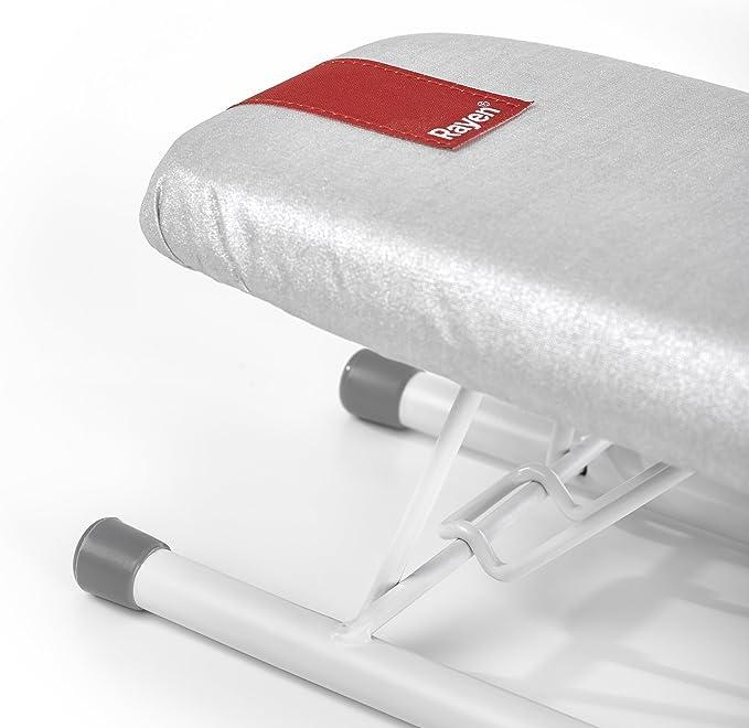 Rayen 6132 - Plancha mangas con sistema anti cierre, color blanco ...
