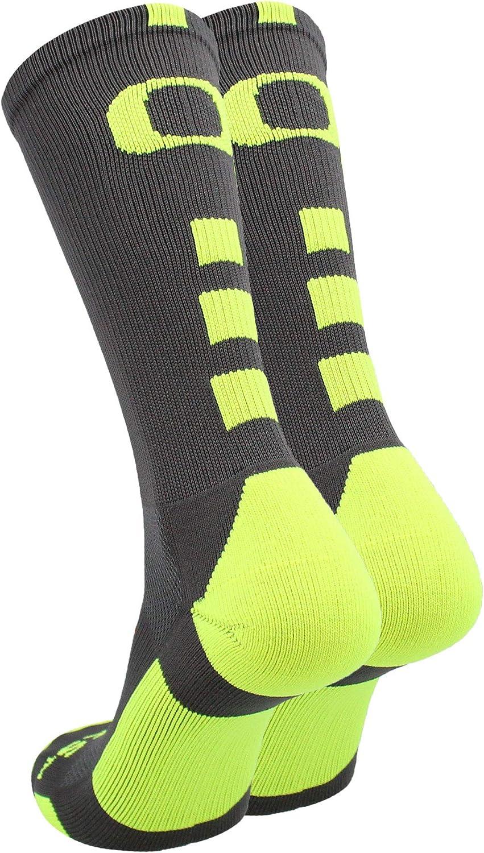 TCK NCAA Oregon Ducks Socks Crew