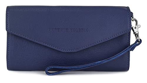 Antonio Valeria Martina Women's Leather Wallet
