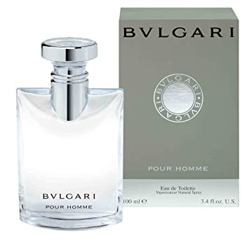 Amazoncom Bvlgari By Bvlgari For Men Eau De Toilette Spray 34