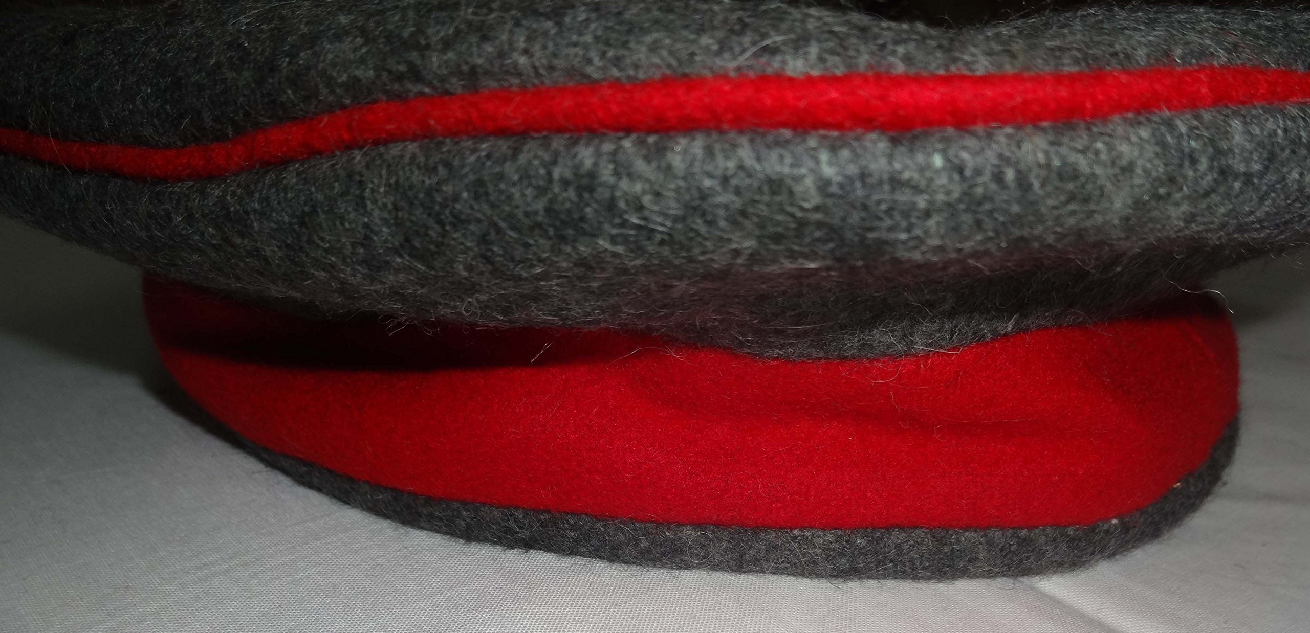 warreplica Kratzchen Field Cap M10 / Monarchy Empire Uniform Cap Size 60cm (US Size 7.50)