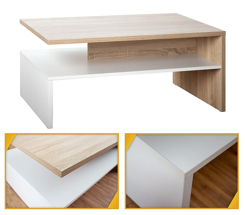 Ricoo Couchtisch Modern Wohnzimmer Tv Couch Tisch Mobel Wm080 W A