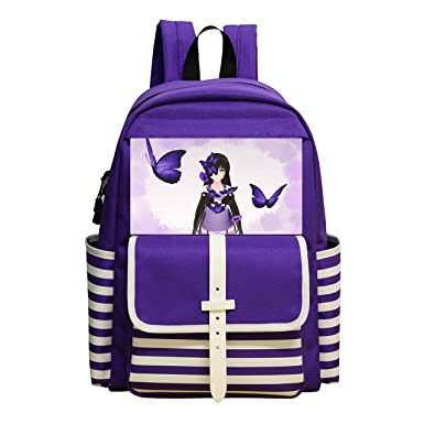 da315ad23d5b Image Unavailable. Image not available for. Color  Cat Aphmau Back to school  School Backpack Children ...