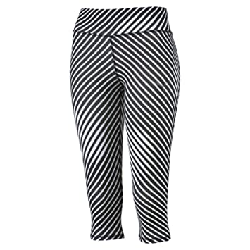 Puma Graphic W Women's Sports Tights, Womens, Hose Graphic 3/4 Tights W