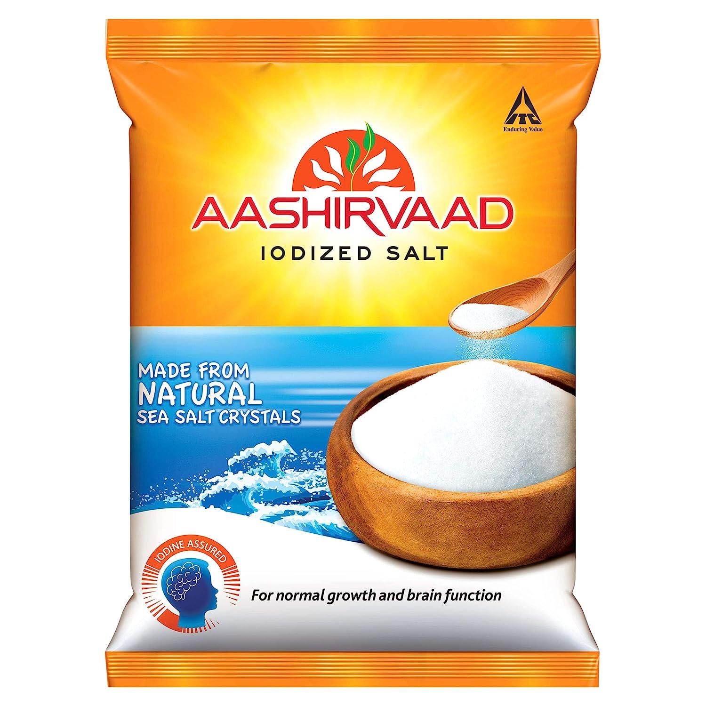 Pantry offer Aashirvaad Salt, 1kg