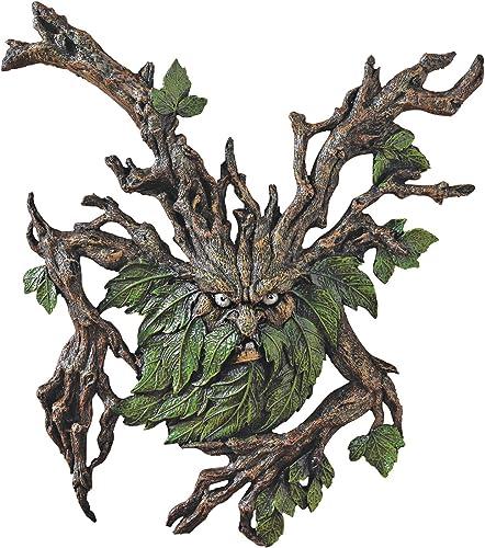 Design Toscano CL52272 Crotchety Crank Tree Ent Wall Sculpture,Full Color