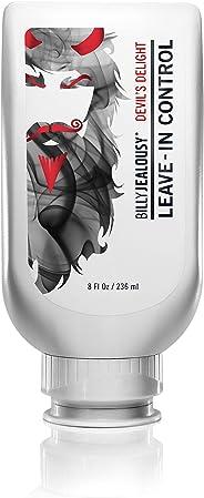 Billy Jealousy Devils Delight Beard Control Leave In Mens Styling Beard Conditioner with Aloe, 8 fl. oz.