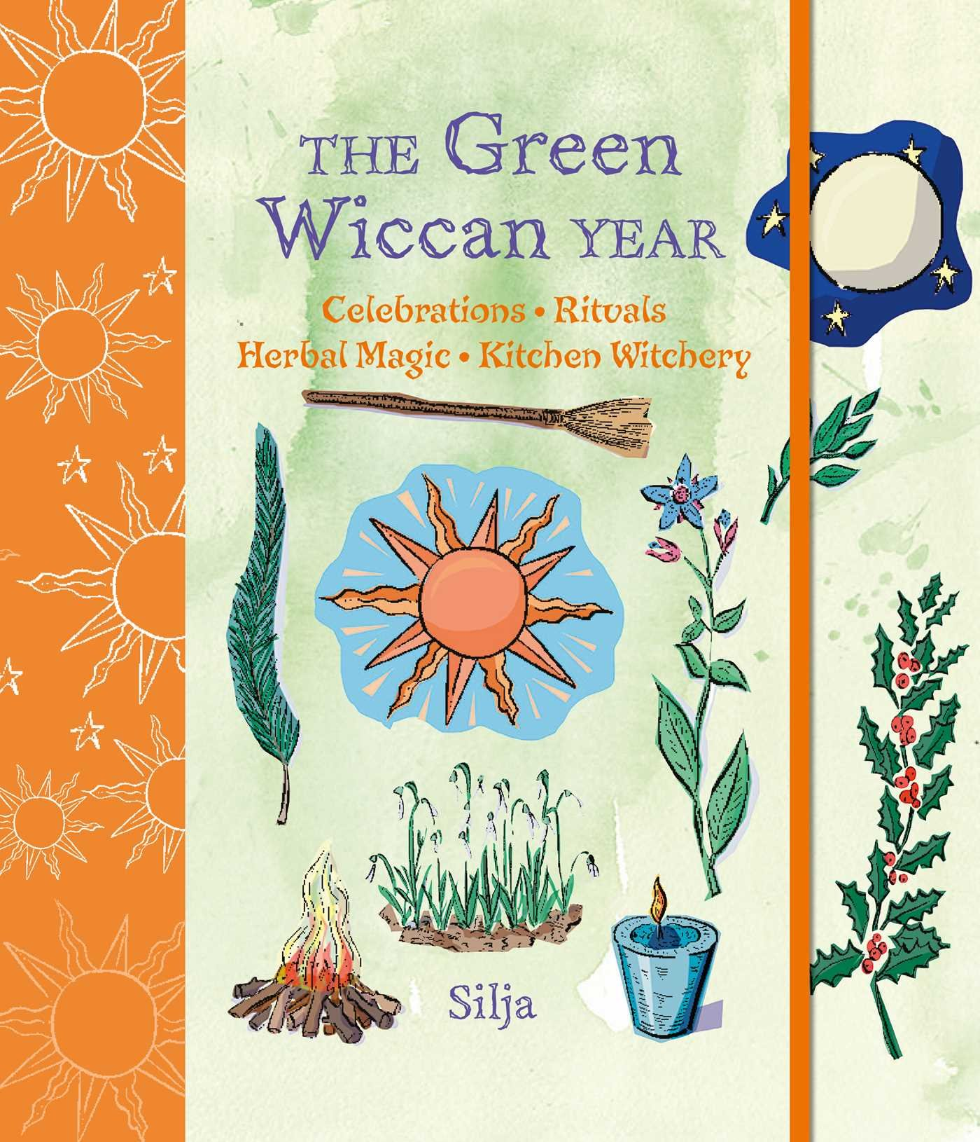 Amazon The Green Wiccan Year Celebrations Rituals Herbal