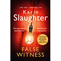 False Witness: The stunning new 2021 crime mystery suspense thriller from the No.1 Sunday Times bestselling author…
