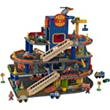 Kidkraft Deluxe Parking Garage And Car Wash