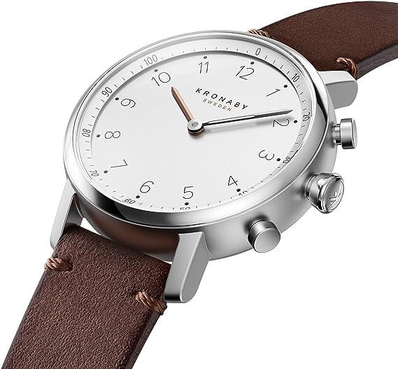 KRONABY NORD relojes unisex A1000-0711: Amazon.es: Relojes