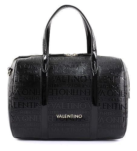 2177d92014b7 VALENTINO Serenity Satchel Handbag Nero  Amazon.co.uk  Shoes   Bags