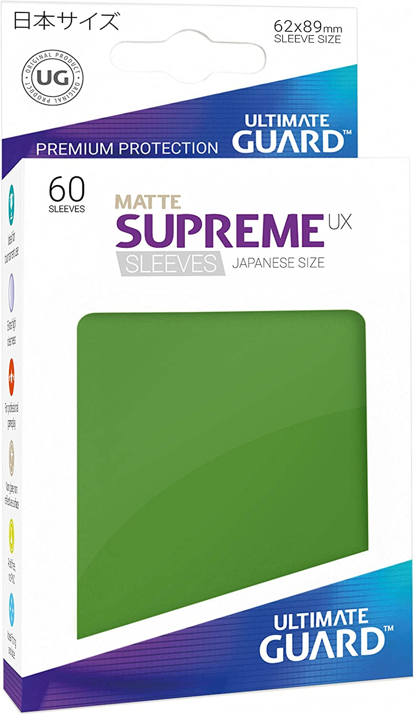 /Supreme UX Sleeves Ultimate Guard/ tama/ño japon/és