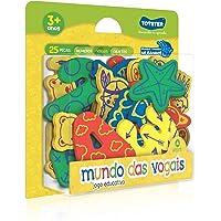Mundo das Vogais Toyster Brinquedos