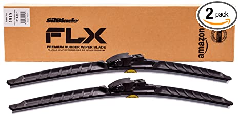 SilBlade FLX 1919 Premium Beam Wiper Blade Set - 19