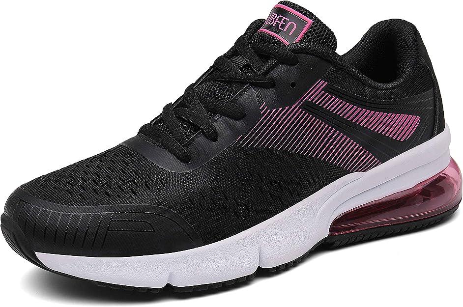 Sollomensi Sneakers Herren Damen Unisex Schwarz/Pink