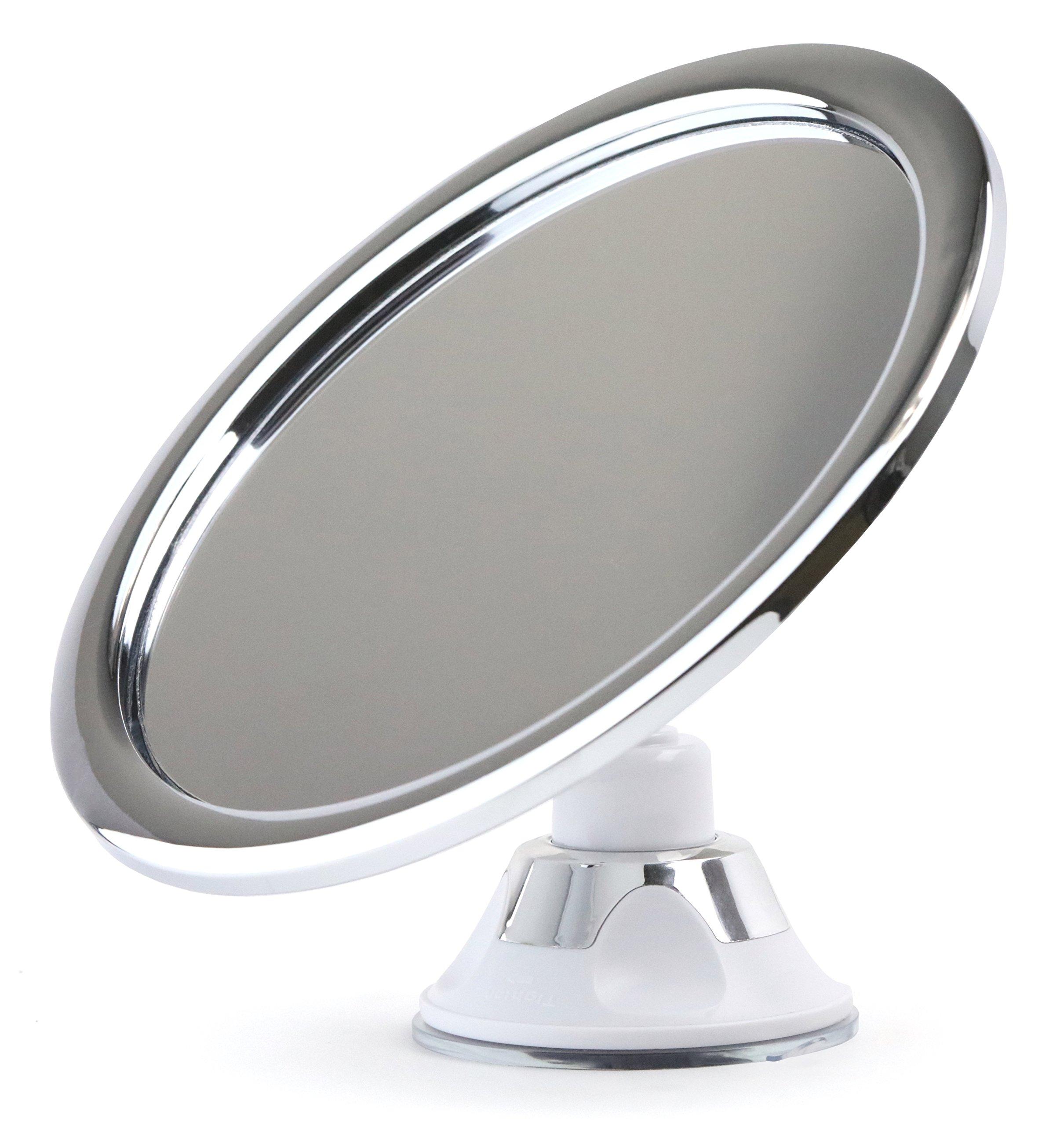 Fogless Shower Mirror For Shaving