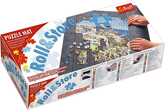 Jigsaw Puzzle Mat 500 to 2000 Pieces