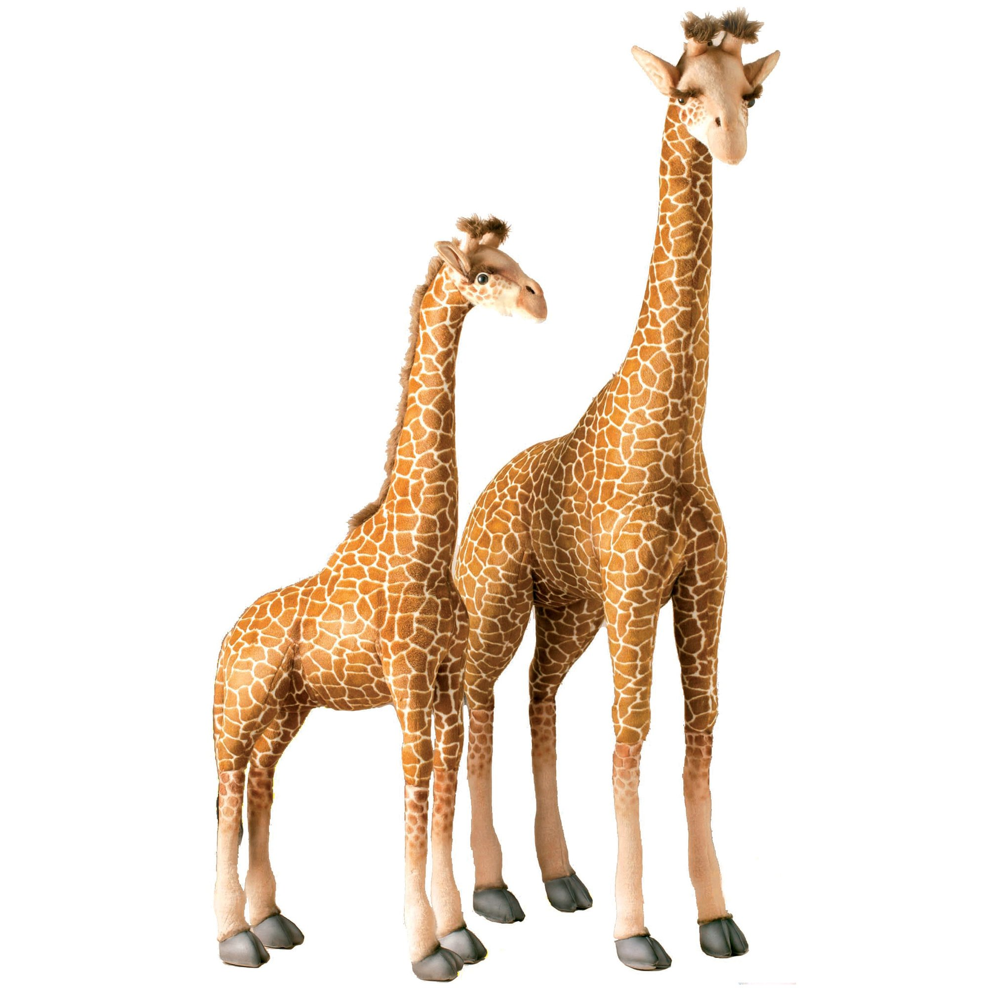 Hansa Large Giraffe Stuffed Animal