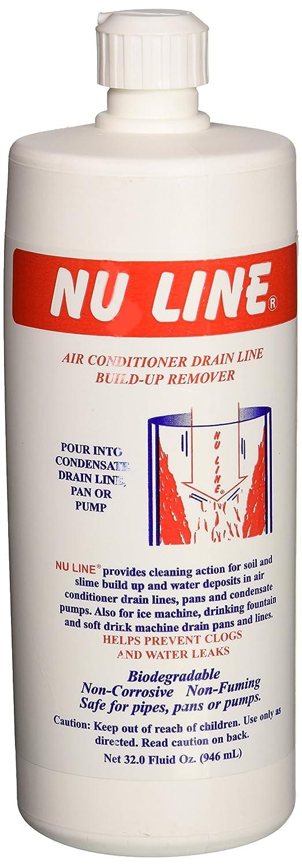 Amazon.com: Rectorseal 97690 Nu Line A/C Condensate Drain Cleaner, 32 oz: Home Improvement