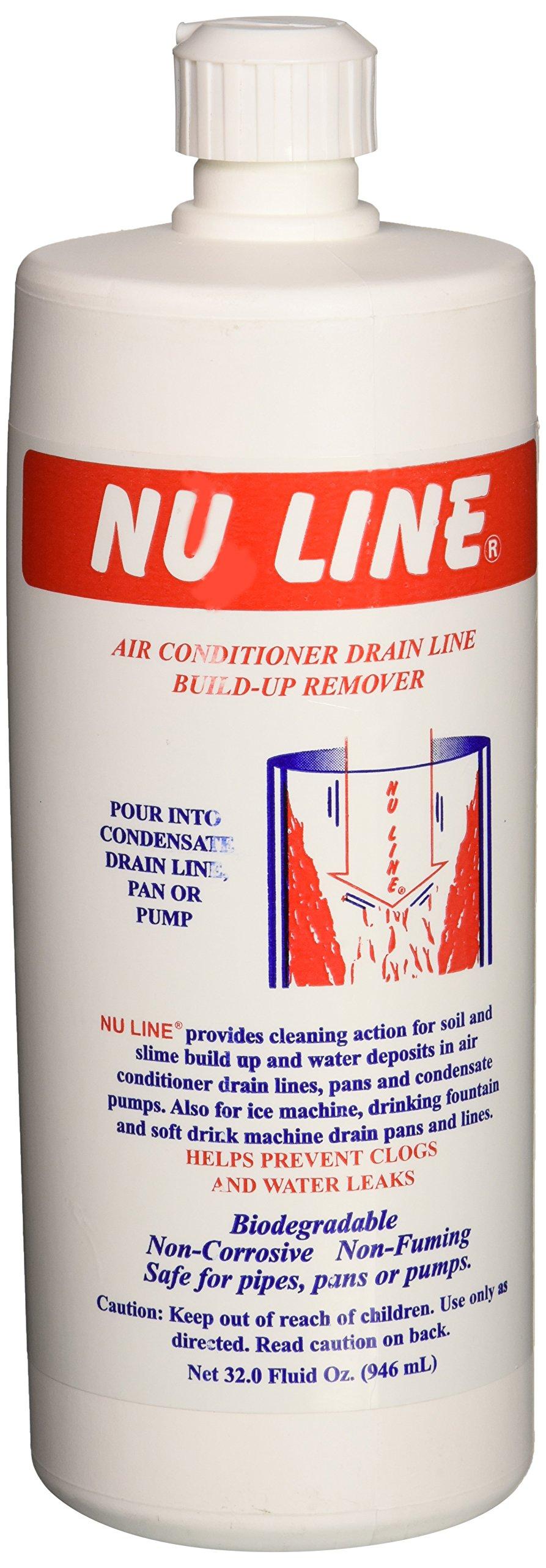 Rectorseal 97690 Nu Line A/C Condensate Drain Cleaner, 32 oz