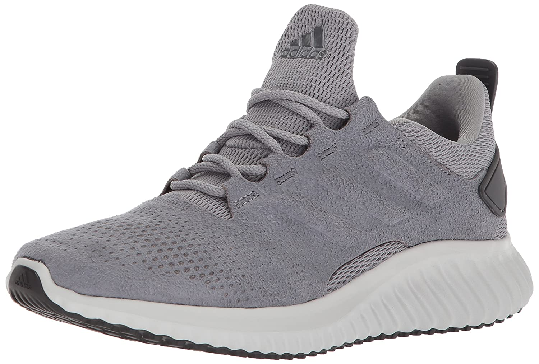 adidas Men's Alphabounce Cr M Running Shoe B071F7STPT 12 D(M) US|Grey Three/Grey Three/Core Black