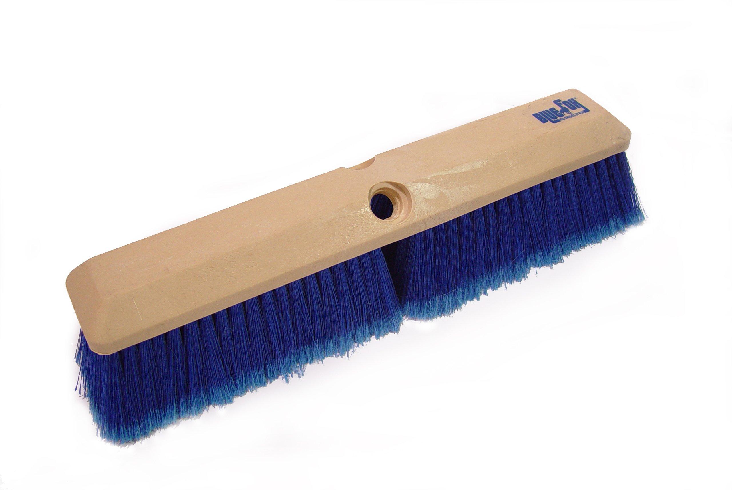 Bon 84-962  Blue Fox Truck Wash and Concrete Finish Brush, 24-Inch Length by 2-1/2-Inch Trim by bon