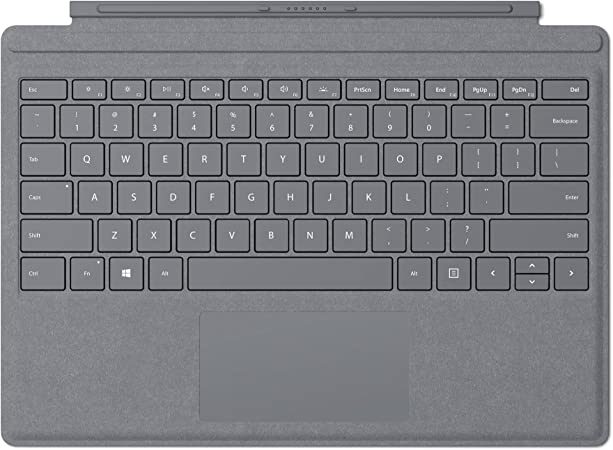 Microsoft Surface Pro Sig Type Tablet-Tastatur apropiado para ...
