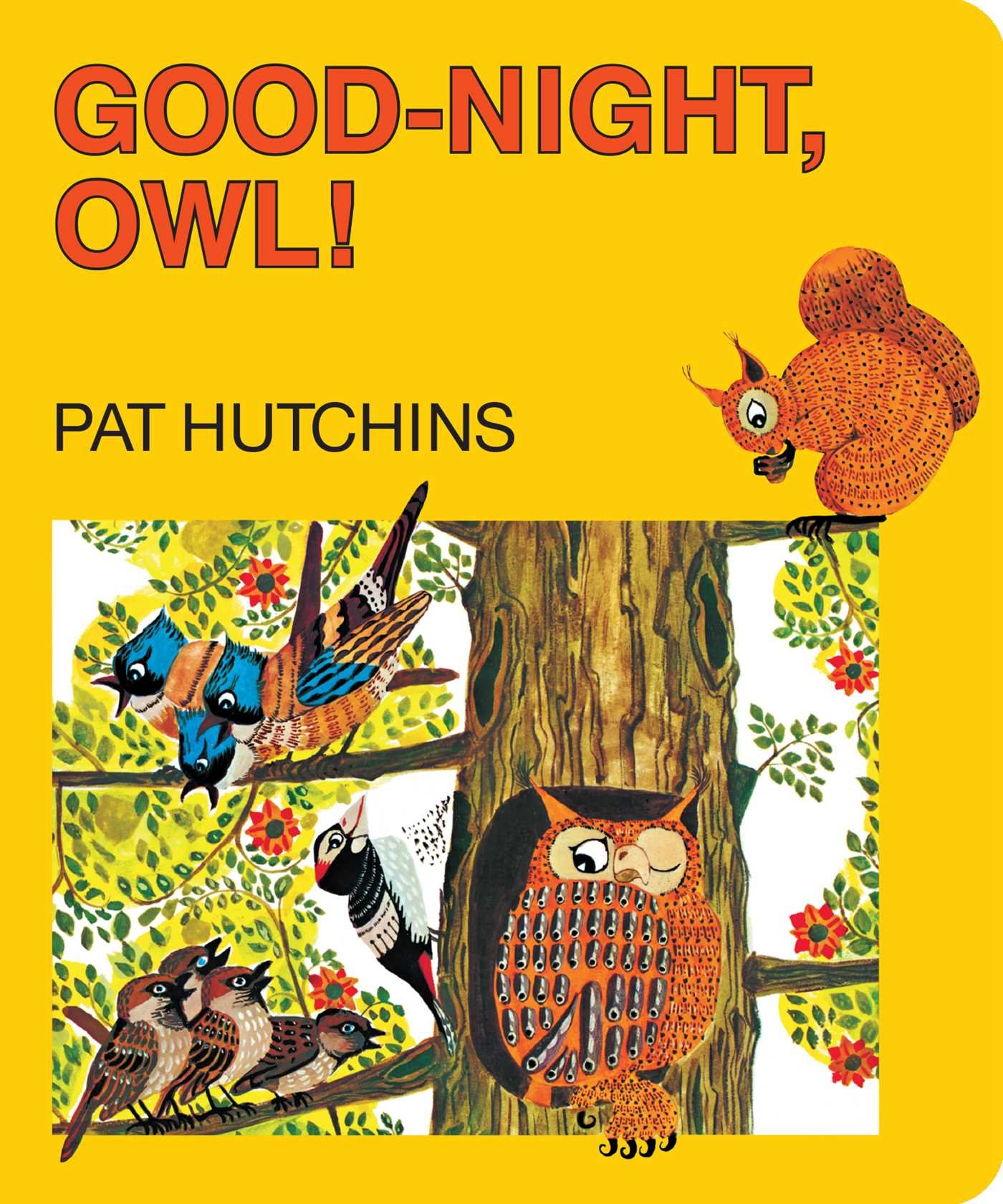 Night owl reading lamps - Good Night Owl Classic Board Books Pat Hutchins 9781481444248 Amazon Com Books
