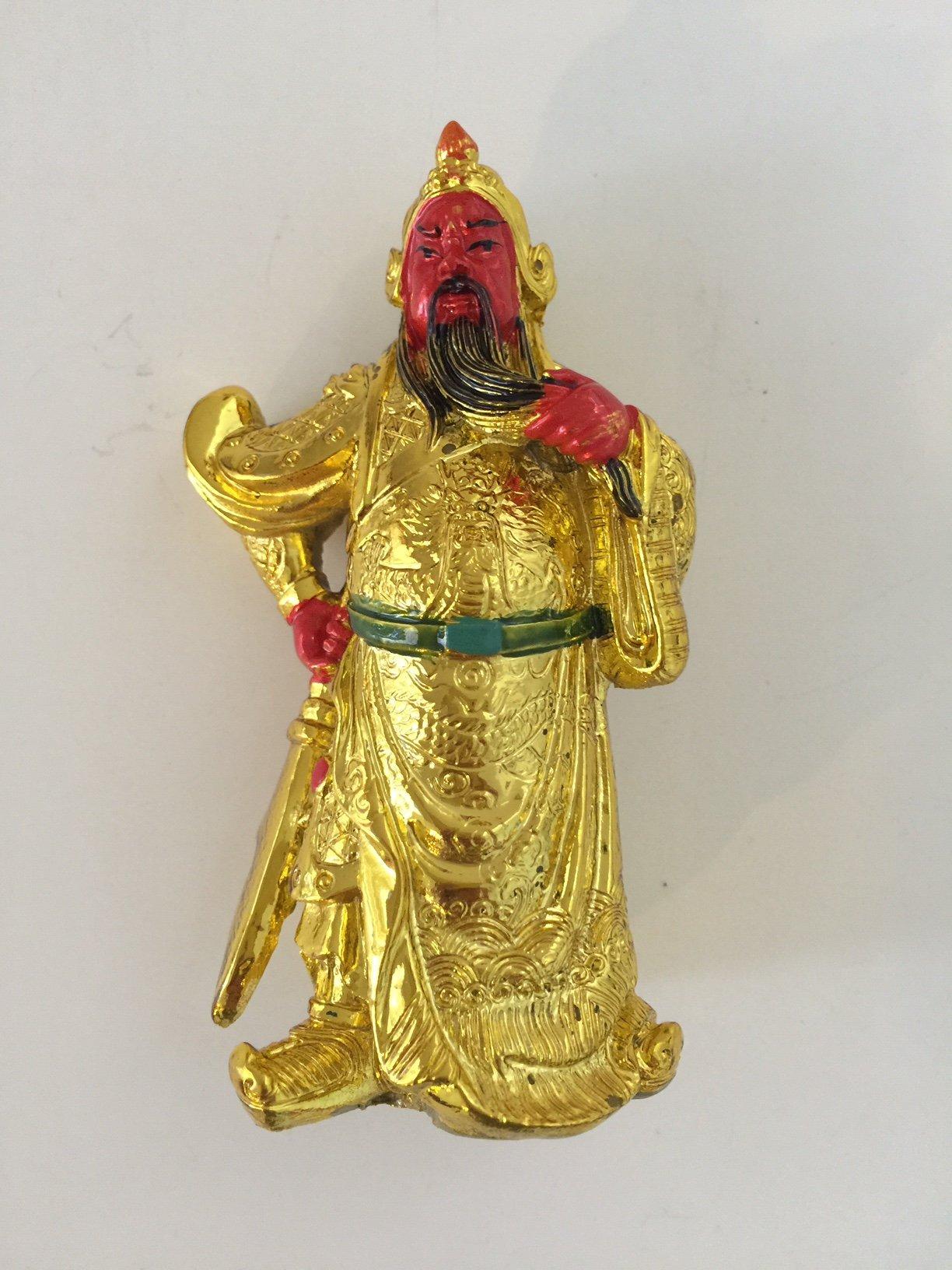 Feng Shui General Kwan Kung Kong Statue