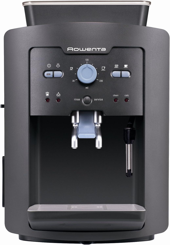 Rowenta ES 6825 - Cafetera automática con función de cappuccino: Amazon.es: Hogar